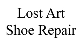 Lost Art Shoe Repair