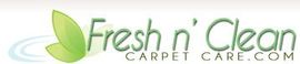 Fresh N Clean Carpet & Upholstery Care