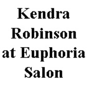 Kendra Robinson at Euphoria Salon