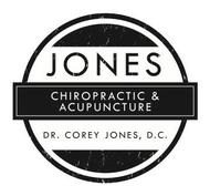 Jones Chiropractic & Acupuncture Center