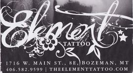 Element Tattoo