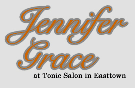 Jennifer Grace at Tonic Salon