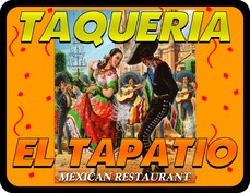 Taqeriaeltapatiorestaurantlogo
