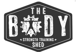 The Body Strength Training Shed