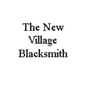 Thenewvillageblacksmithlogo