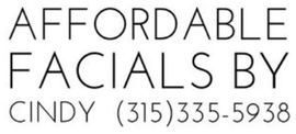 Affordable Facials by Cindy