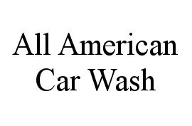 All American Car Wash