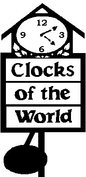 Clocks of the World