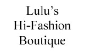 Lulu's Hi-Fashion Boutique