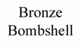 Bronzebombshelllogo
