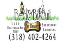 Bed & Biscuit Pet Resort