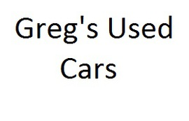Greg's Used Cars