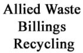 Allied Waste Billings Recycling