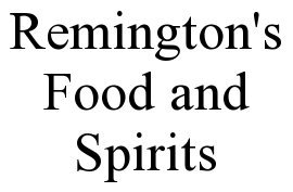 Remington's Food and Spirits