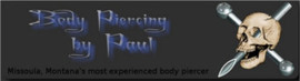 Body Piercing by Paul